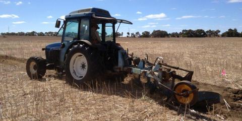 Managing non-wetting soils in the Cranbrook area